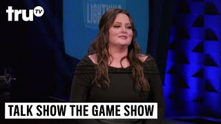 Talk Show the Game Show - Lightning Round: Wanda Sykes vs. Lauren Ash | truTV