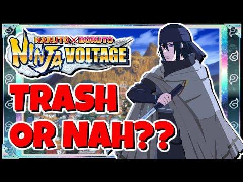 Sasuke Uchiha (Wandering Ninja) Full Move Set Character Review