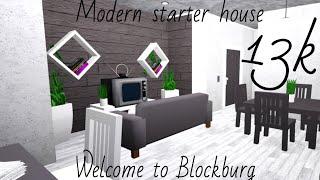 ROBLOX:Willkommen in Blockburg/Modernes Starterhaus/13k