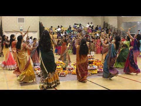 Ghallu ghalluna, O Nirmala-Bathukamma/Kolatam, must watch- ఘల్లు ఘల్లునా...ఓ నిర్మల...బతుకమ్మ