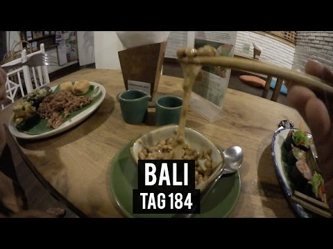 Das EKELIGSTE Essen & #FAQLEMANN - Tag 184 - BALI - WORK & TRAVEL - BACKPACKING