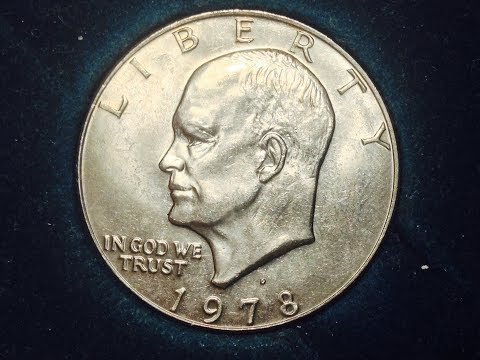 1978-D Eisenhower Dollar United States Coin