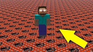 ХИРОБРИН ПРОТИВ 10000 ТНТ В МАЙНКРАФТ ~ HIROBRINE VS 10,000 TNT | Minecraft