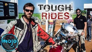 Top 10 Memorable Moments From Ryan Pyle Tough Rides