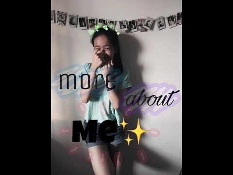 more about me💗 with xinhui🌦 || HourglassEmpire⏳💙