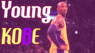 Kobe Bryant all career mix / Young Kobe