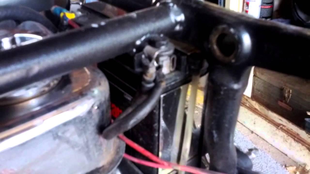 Old School Harley Davidson Wiring Diagram  Simplified DIY  YouTube