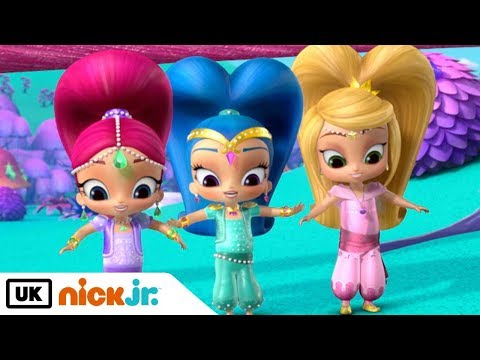 Shimmer and Shine | Bling Bling | Nick Jr. UK