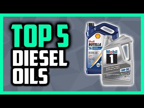 Best Diesel Engine Oils In 2020 (Top 5 Picks)