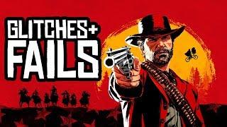Red Dead Redemption 2 Glitches und Fails