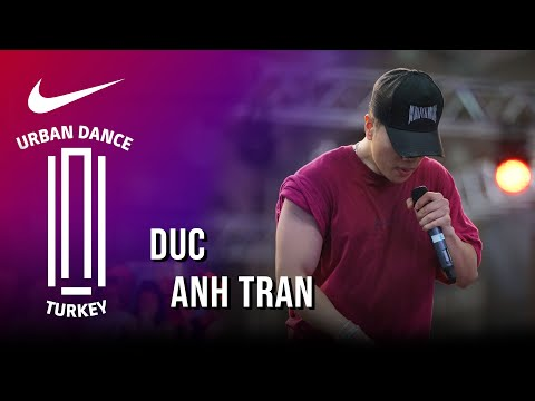 Duc Anh Tran - Selected Groups | Urban Dance Turkey 2019 | Loco by Yung Felix