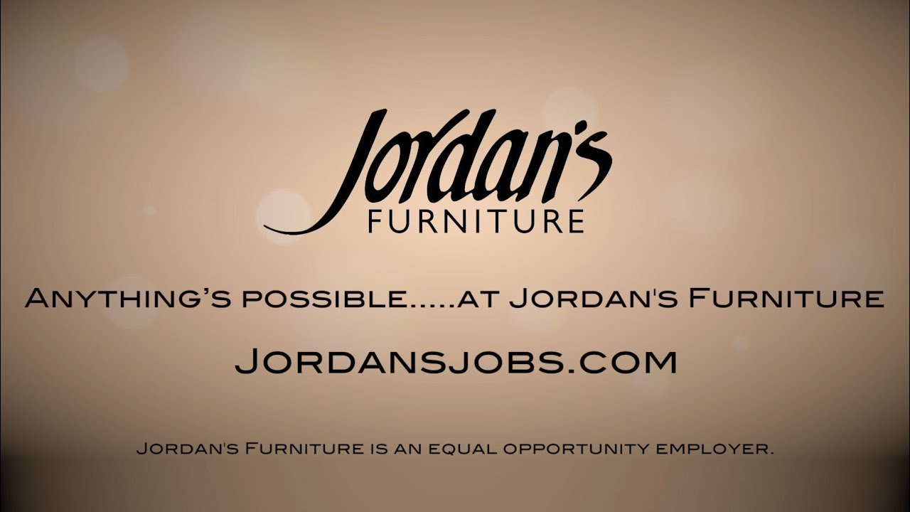 Jordan S Furniture Mission Benefits And Work Culture Indeed Com