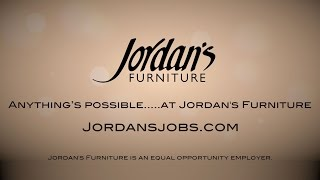 Why Jordan's Furniture Is A Great Place To Work!