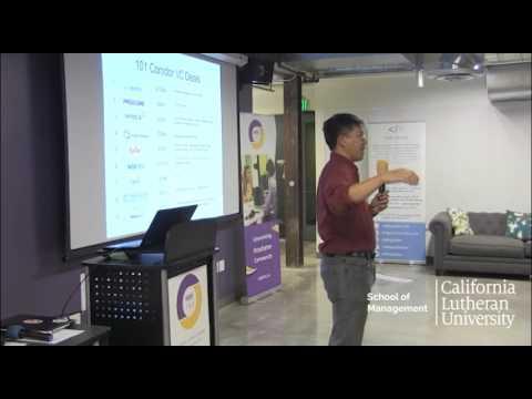 CLU | Entrepreneur Speaker Series - Benjamin Kuo