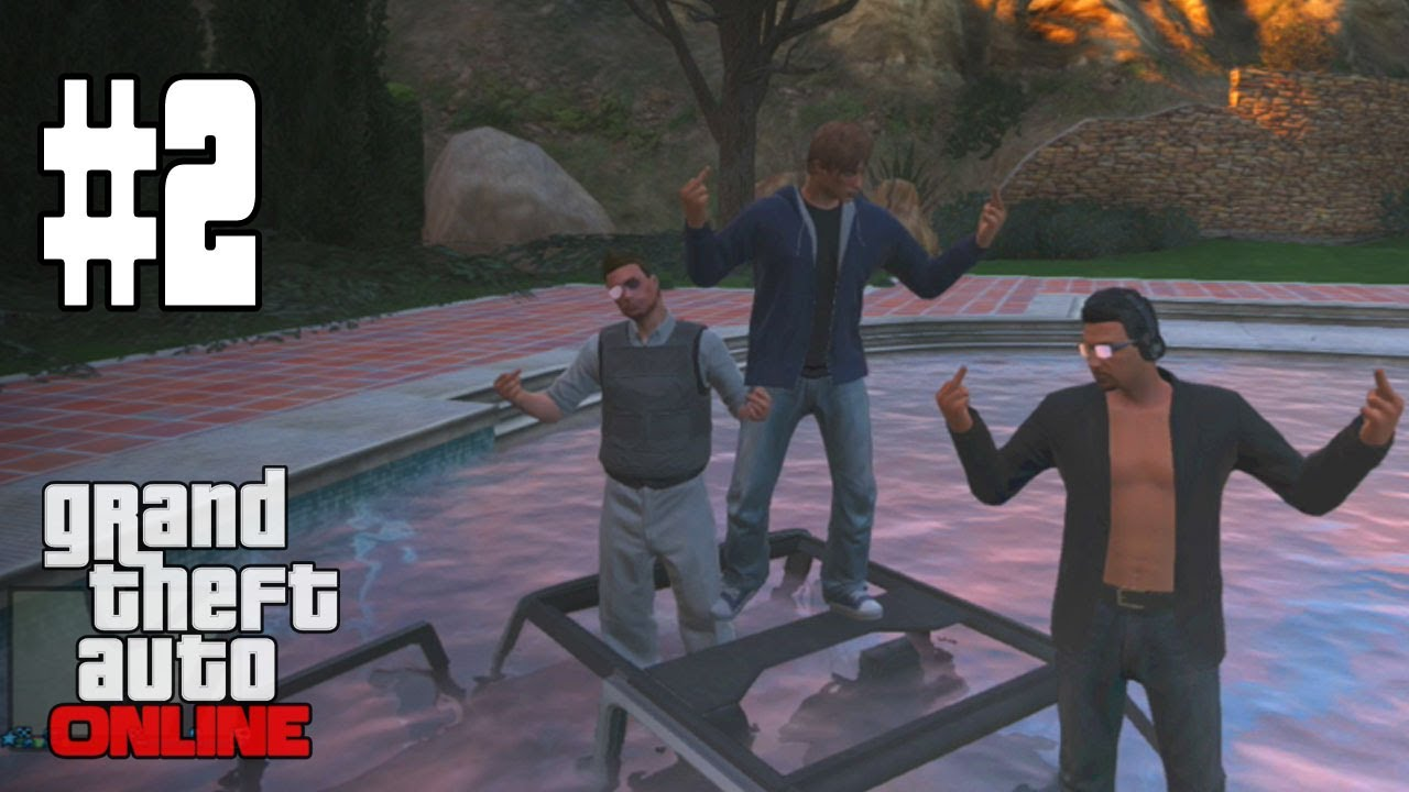Gta V Online Soy Un Perdedor 2 Gta 5 Online Gameplay Youtube