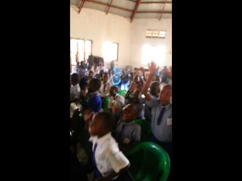 Uganda children gifts