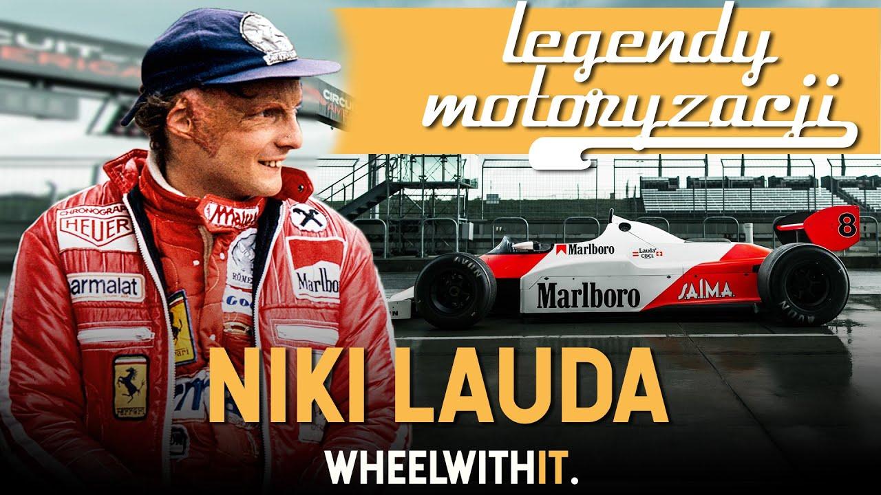 Niki Lauda: Kierowca, który oszukał śmierć   Legendy Motoryzacji #1