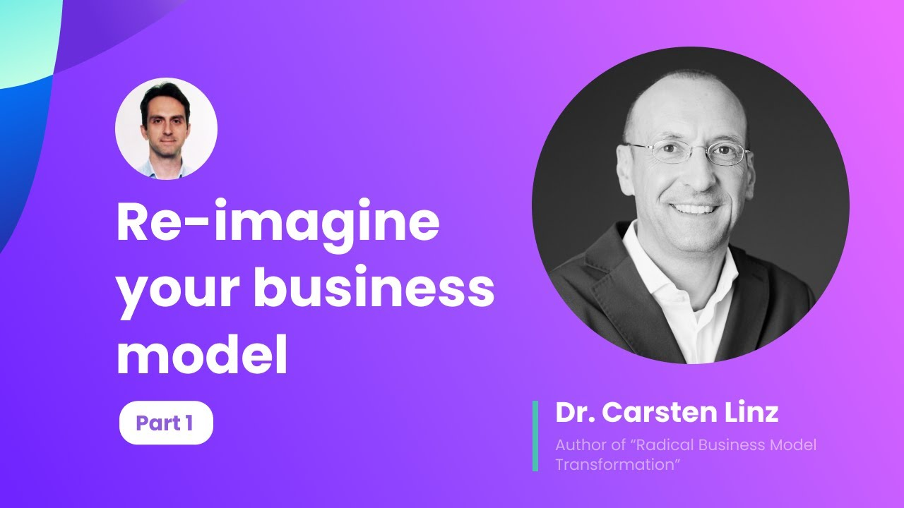 Why you should re-imagine your business model for the ecosystem world?