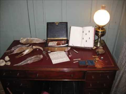 Darwin's student rooms, ABC Radio and BBC Cambridgeshire, John van Wyhe
