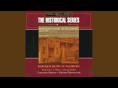 Sonata No. 5 from Armonico Tributo (1682) - Allemanda