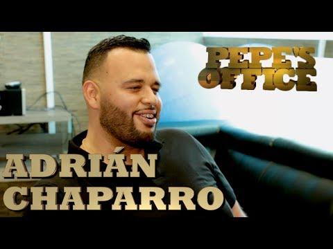 ADRIÁN CHAPARRO CON LA PROMESA DE SER GRANDE - Pepe's Office