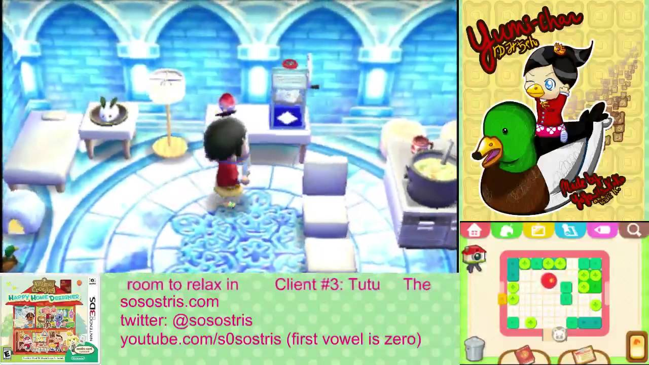 Let 39 S Play Animal Crossing Happy Home Designer 48 Part 2 Youtube