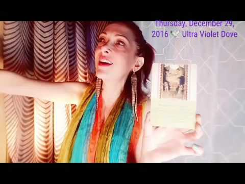 29 December 2016 THURSDAY🎶 MULTIPLE MIRACLES & UNISON OF UNION🎶Daily psychic tarot oracle reading