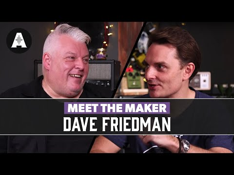 The Captain Meets Dave Friedman