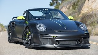 HG Performance 675 WHP Porsche 997.2 Turbo S Cabriolet - One Take
