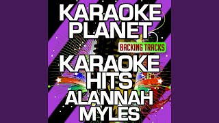 Watch Alannah Myles Livin On A Memory video