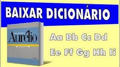Como Baixar e Instalar o Novo Dicionário Aurélio e Consultar pelo Word no PC (Windows)