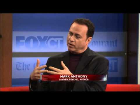 Mark Anthony the Psychic Lawyer - FoxNews Hartford