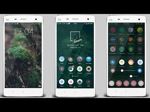 VIVO Phones FuntouchOS  itz Theme - iOS 9 Green Final