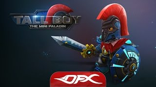 [DotaFX] DotA2 Workshop - Tall Boy, The Mini Paladin Courier [NewBee]