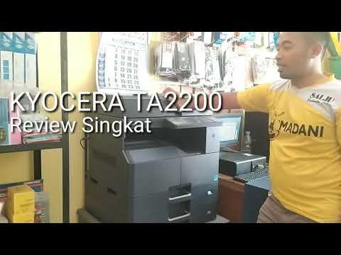 Kyocera ta 2200 - Review Singkat