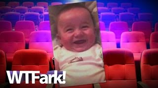 And Now... Russian Supervillain Baby Goes To The Movies