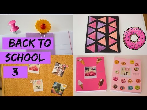 DIY Back to school - 3