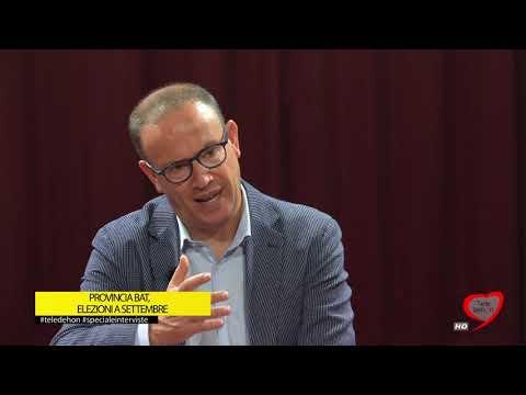 Speciale Interviste 2018/19 Pasquale De Toma, Presidente Provincia Bat