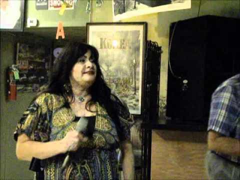 """Kandi Garcia """"Mi Tesoro"""" Karaoke Night at Shangrila Chinese Restaruant."""
