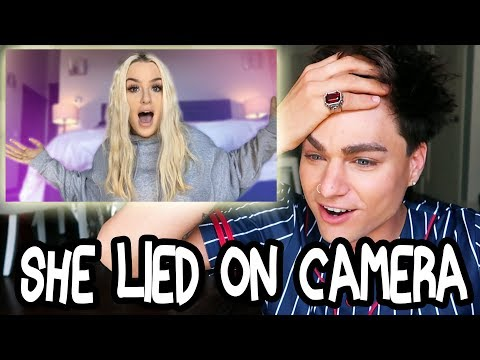 Tana Mongeau LYING to her fans...(REACTION)
