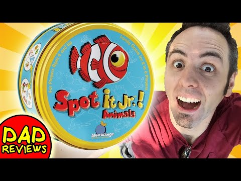 FUN KIDS GAMES | Spot It Game Review