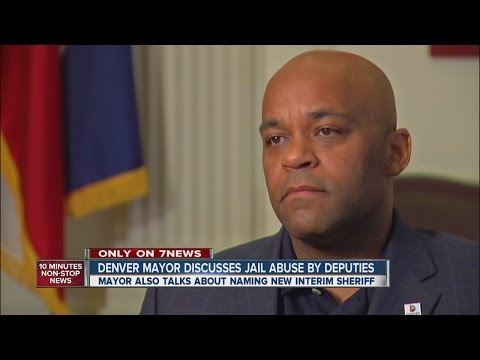 Mayor talks to 7NEWS about jail abuse settlement