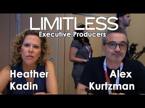 Limitless - Alex Kurtzman and Heather Kadin Interview