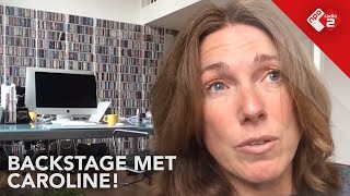 Backstage met Caroline van Stenders Platenbonanza | NPO Radio 2