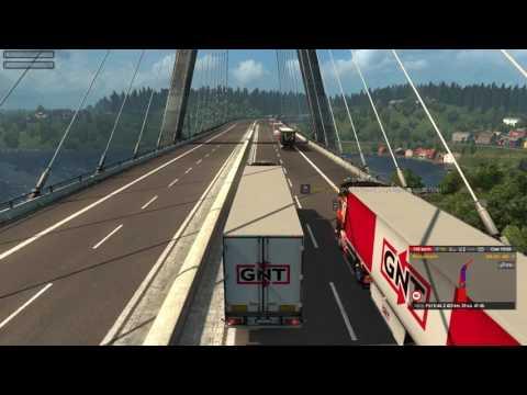 Poyraz Team 3.Köprüden geçiyor :D