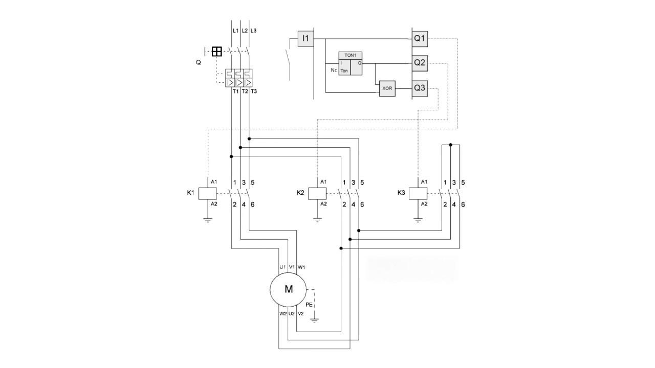 Схема подключения электродвигателя звездой фото 125