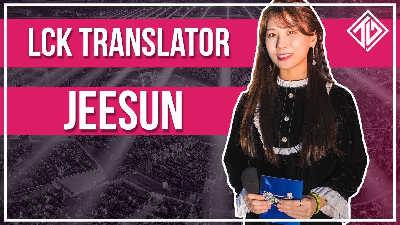 LCK Worlds Host and Translator Jeesun talks hotel quarantine and LCK's chances at Worlds!