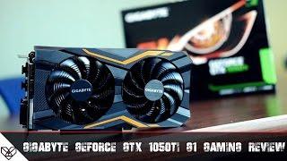 Gigabyte Geforce GTX 1050Ti G1 Gaming REVIEW