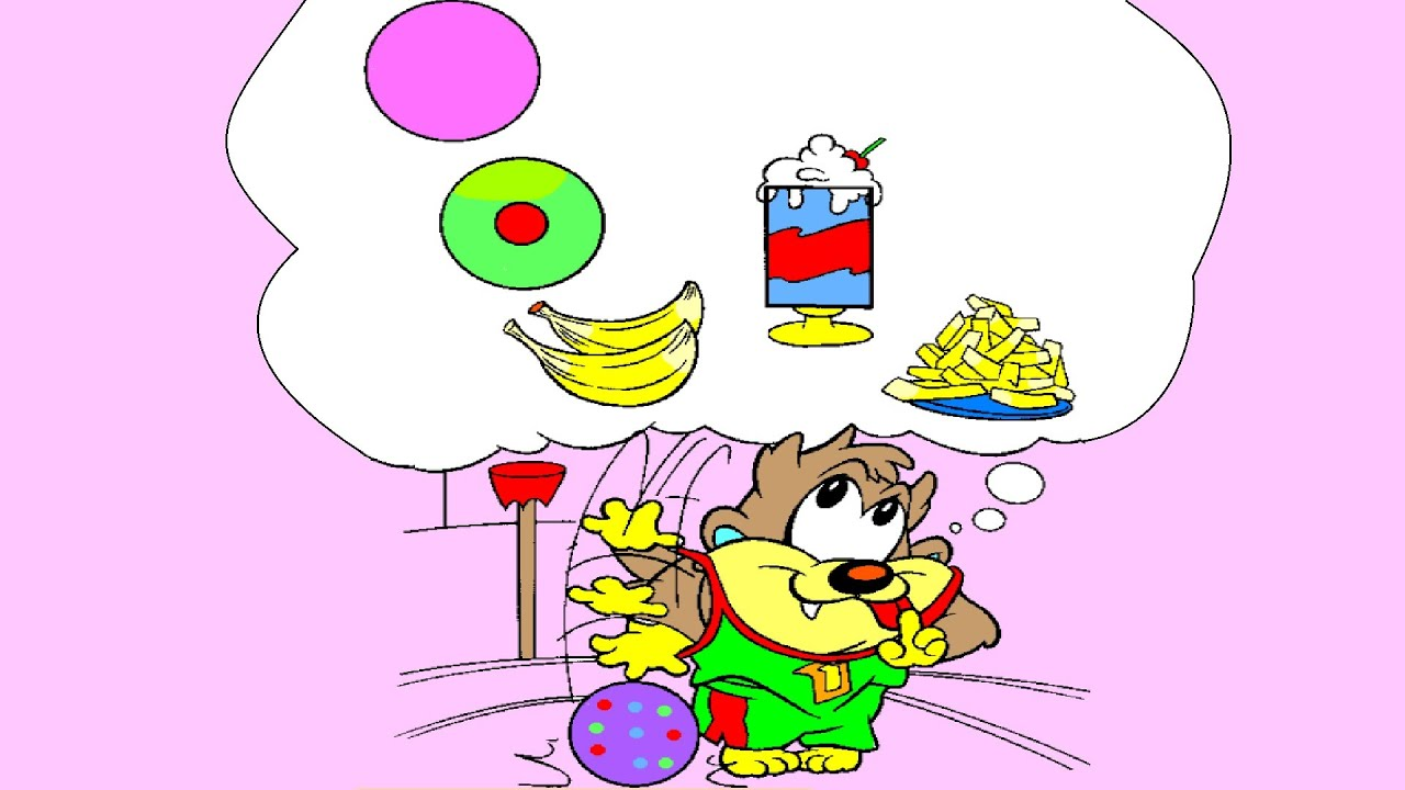 baby taz play basketball baby looney tunes coloring pages youtube