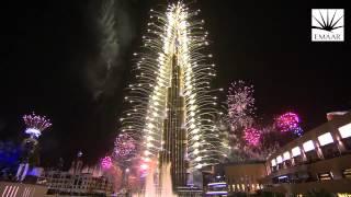 видео Новый год в Дубае